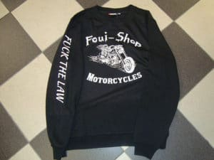 LONG-SLEEVE hiver LOGO FOUI-SHOP