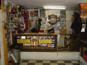 Garage Foui-Shop: accueil