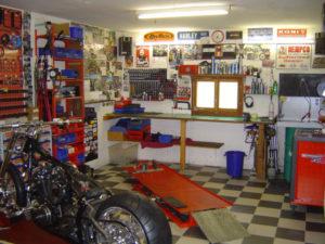 Garage Foui-Shop: lift