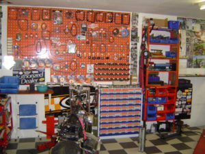 Garage Foui-Shop: atelier