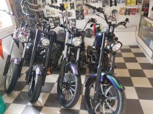 Garage Foui-Shop: choppers