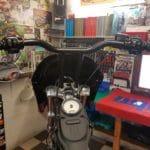Transformation d'une Dyna au garage Foui-Shop